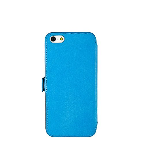 Redneck Seasonal Line Etui folio pour iPhone 5/5S Bleu