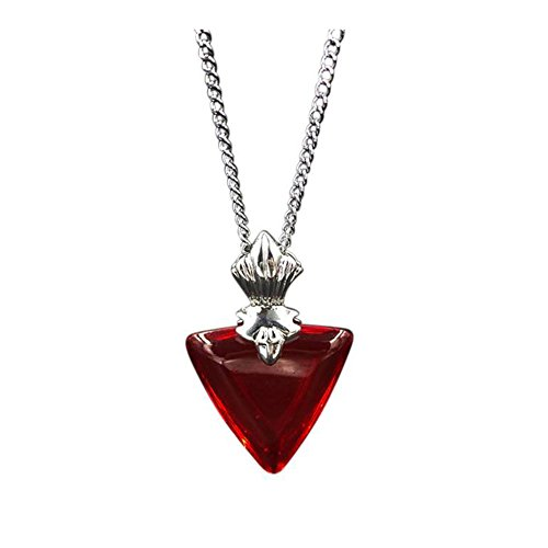 Fate / Stay Night Rin Tohsaka Cosplay Pendant Necklace - Red