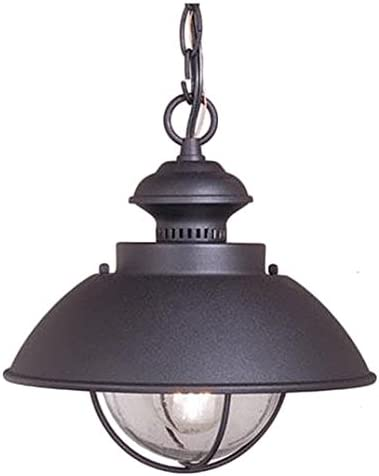 Vaxcel One Light Outdoor Pendant OD21506TB One Light Outdoor Pendant