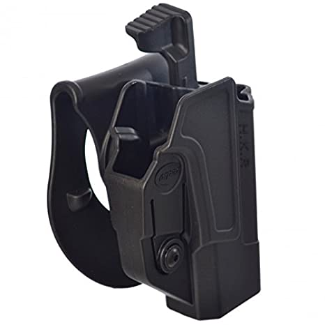 Kydex holster thumb release