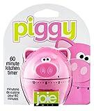 MSC International 78039 Joie Piggy  Kitchen Timer, 60-Minute Mechanical