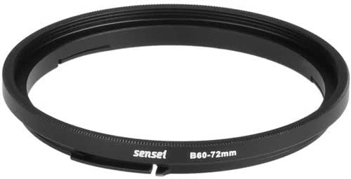 Sensei 72mm Lens to 67mm Filter Step-Down Ring 2 Pack
