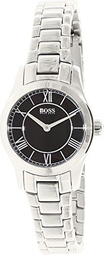 Hugo Boss Women's Ambassador 1502376 Silver Stainless-Steel Quartz Watch