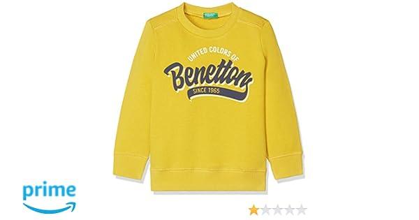 United Colors of Benetton Sudadera para Niños: Amazon.es: Ropa y ...