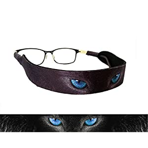Safety Eyewear Retainer Sports Neoprene Supportive Glasses Sunglasses Strap Holder Fits for Different Sizes of Glasses