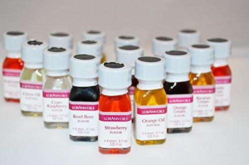lavoring Oils - 10 Pack Bundle- Choose your favorite flavors ()