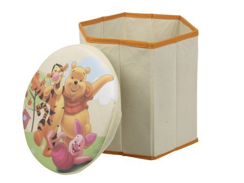 Panorama Disney Ottoman (Winnie The Pooh) Beige by Panorama