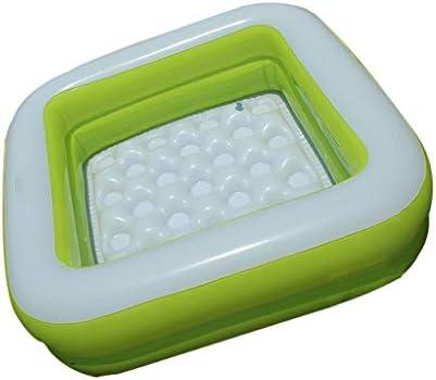 XLEVE インフレータブルバスタブ、子供インフレータブル折りたたみプールバスタブ、ポータブル浴槽入浴ホームSPA折り畳み式トラベル