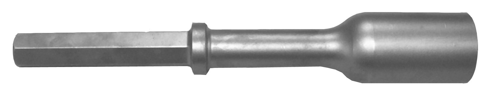 Champion Chisel, 1-1/4 by 6-Inch Hex Shank Ground Rod Driver - Used for up to 1-Inch Rods