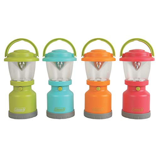 Coleman Kids LED Adventure Mini Lantern, Colors May Vary