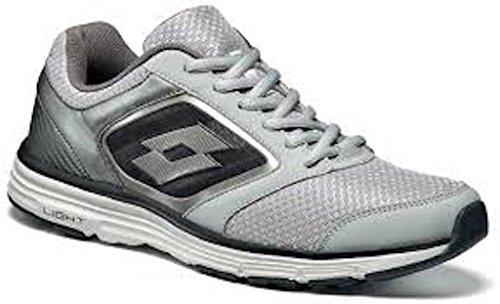 Lotto Everide Iii Easy Amf, Zapatillas de Running para Hombre Gris (Gry Opl / Tit Gry)