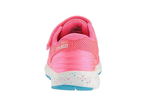 [new balance(ニューバランス)] メンズランニングシューズ?スニーカー?靴 KVURGv2P (Little Kid) Pink Zing/Polaris 12.5 Little Kid (19cm) M