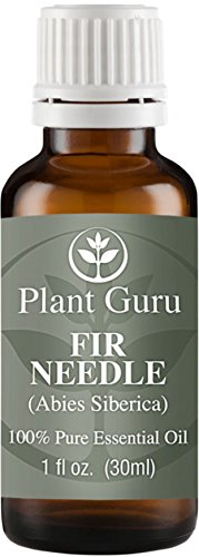 Fir Needle Essential Oil. 30 ml (1oz) 100% Pure, Undiluted, Therapeutic Grade.