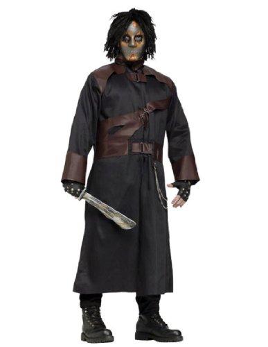 [Soul Stealer Serial Killer Adult Costume] (Serial Killer Halloween Costume)