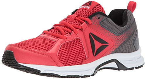 Reebok Baby Runner 2.0 Sneaker, Primal RED/ASH Grey/Blck, 5 Child US - Ash Runner
