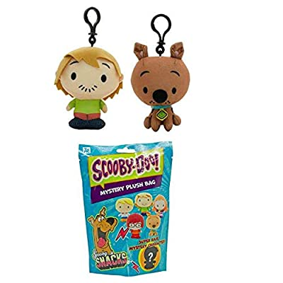 YUME Scooby Doo Scooby Snacks Mystery Plush Pack Bag Toys: Sports & Outdoors