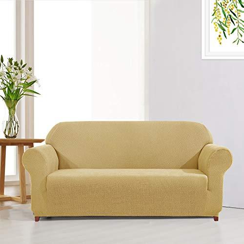 jacquard spandex stretch living room