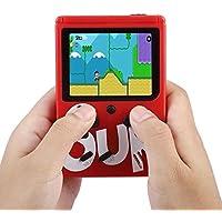 TeeniTiny SUP 400 in 1 Games Retro Game Box Console Handheld Game PAD Gamebox - Random Colour