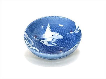 9,53 cm D Porcelana Japonesa Sushi Salsa de Soja con Salsero
