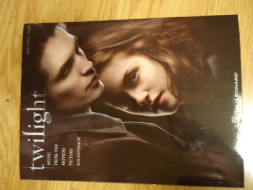 Twilight: Music from the motion picture - Piano, Vocal, and (Twilight Sheet Music Book)