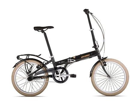 Oyama St James Bicicletta Pieghevole Da Adulto Colore Nero