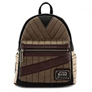 Star Wars The Last Jedi Rey Mini Faux Leather Backpack Standard