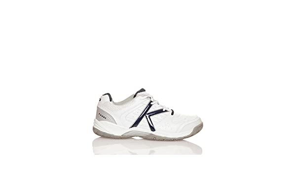 KELME Zapatillas Deportivas Pro-Tour Blanco/Marino EUR 35: Amazon ...