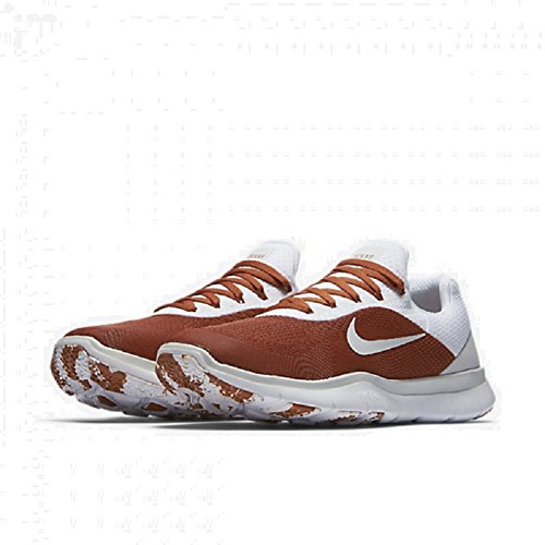 Nike Mens Free Trainer V7 Settimana Zero Texas Longhorn Aa0881 800 Taglia 11