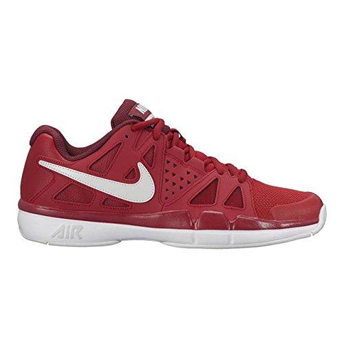 Vapor Grey Advantage Gym NIKE Mehrfarbig Red 660 wh Vast Tennisschuhe Air Herren Eqnz16af