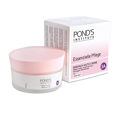 Ponds Triple Action Cream 50ml (Cleansing Action Cream Triple)