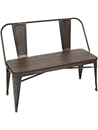 Table Benches Amazon Com