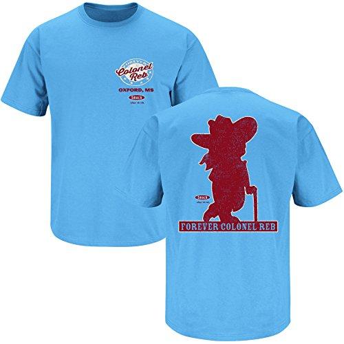 el Reb Light Blue T Shirt (Sm-3X) (XX-Large) ()