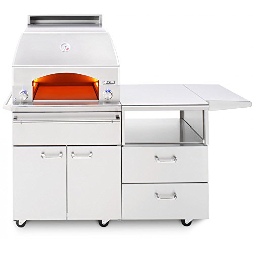 Lynx 54-Inch Pizza Oven and Cart, Propane by Lynx