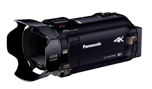 Panasonic camera WX970M lightweight HC WX970M K