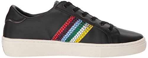 Sneaker Rockers Nero Goldie Skechers Black Donna Rainbow Blk RwntxxFO