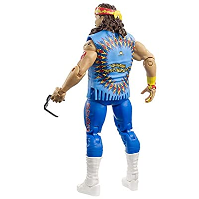 WWE Dude Love Elite Collection Action Figure: Toys & Games