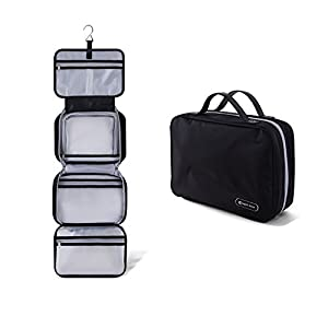 """Premium Hanging Toiletry Bag Travel Kit for Men and Women 