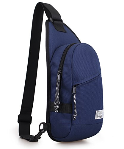 Sling Bag Outdoor Sports Casual Chest Pack Croddbody Bag Backpack For Men & Women by neelam