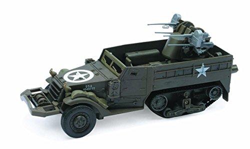 Half Track Tank - New Ray M16 Half Track EZ Build Tank Model Kit 1:32 Scale