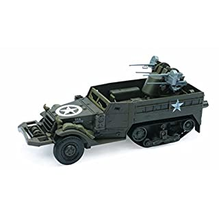New Ray M16 Half Track EZ Build Tank Model Kit 1:32 Scale