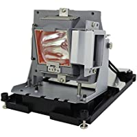 AuraBeam Professional Vivitek D967 Projector Replacement Lamp with Housing (Powered by Philips)