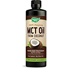 Nature's Way - 100% MCT Oil - 16 oz.