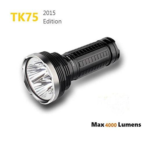 Bazaar Fenix TK75 (2015) 4x XM-L2 (U2) 4000LM Super hell LED Taschenlampe