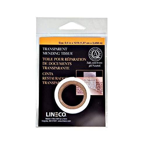 Transparent Mending Tissue 1/2