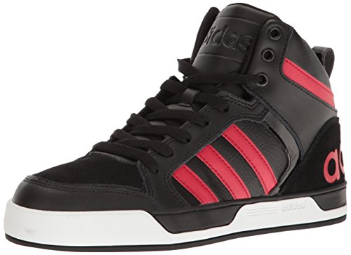 red adidas high tops - 6