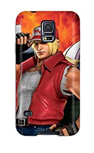 Evelyn C. Wingfield's Shop Hot 9285536K10861554 Special Design Back King Of Fighters Maximum Impact 2 Phone Case Cover For Galaxy S5
