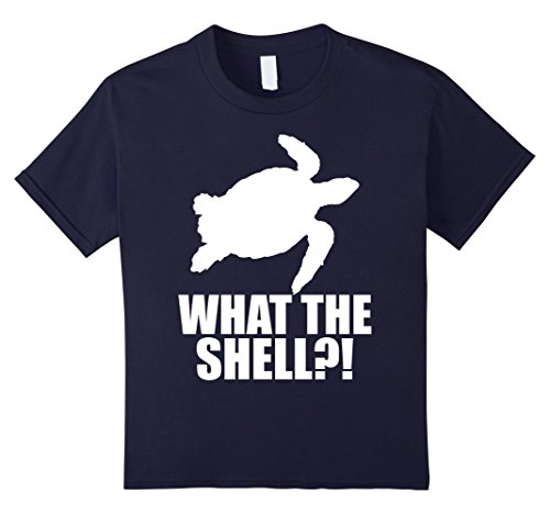Kids What The Shell T-Shirt for Turtle Lovers 12 - Is Color Tortoise What