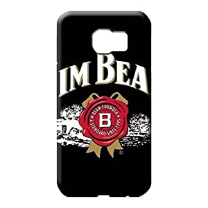 samsung galaxy s6 edge Brand Protector Eco-friendly Packaging phone cover shell jim beam