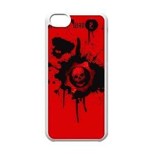 iPhone 5C Phone Case Gears Of War