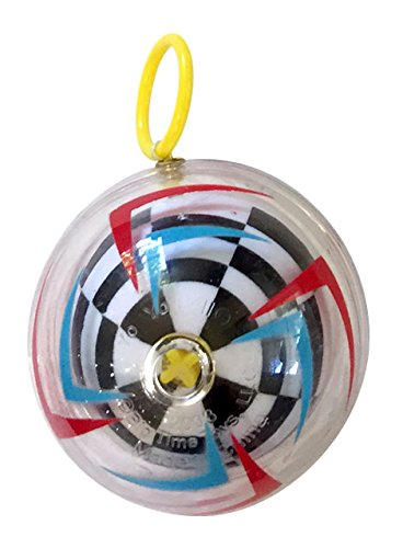 Big Time Toys Yoyo Ball (Styles Will Vary) Handheld Returnable Yo-Yo -